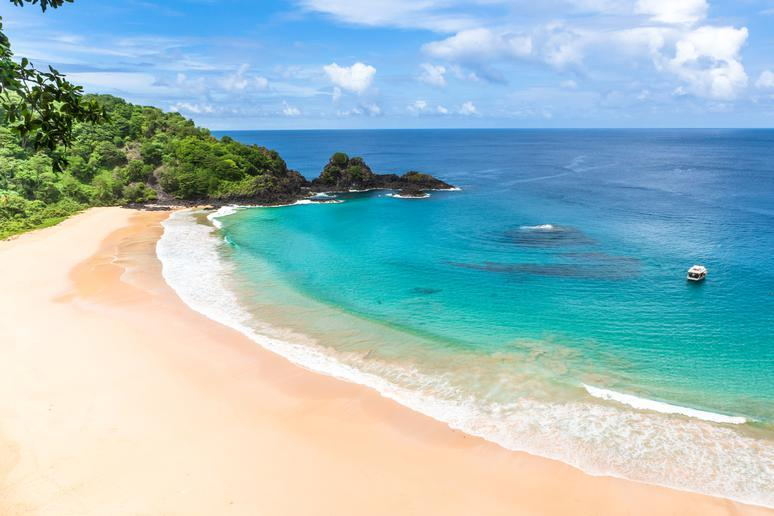 Baja do Sancho, Fernando de Noronha, Brazilia