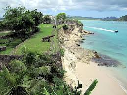 Fort James Beach, Fort Bay, Antigua