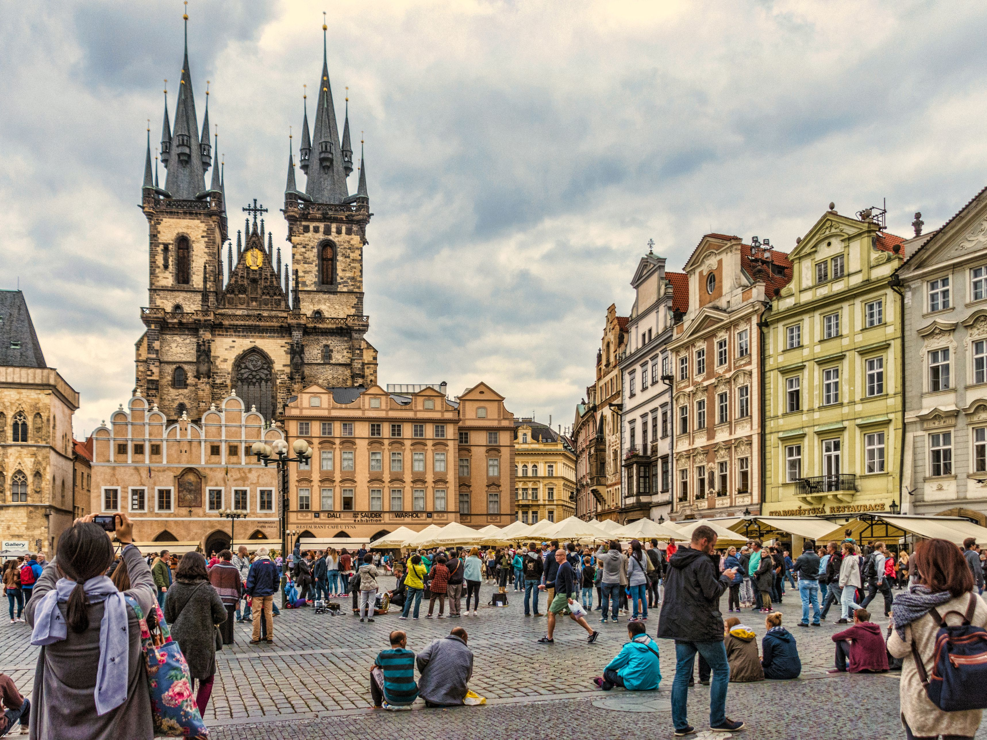 👑 Cele Mai Frumoase 10 Obiective Turistice din Praga
