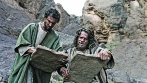 The Bible mini-serie 2013