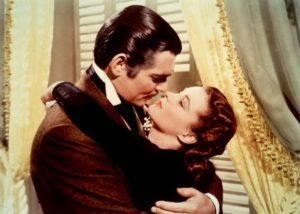 Gone with the wind Top 20 Cele mai frumoase filme de dragoste