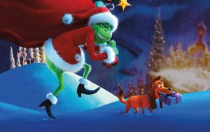 the grinch 2018 animatie